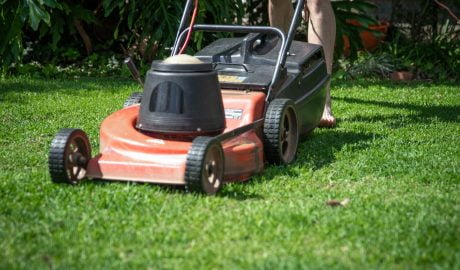 Think Mowing, Think Clay Fields